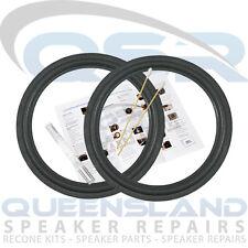"""12"""" Foam Surround Repair Kit to suit Energy Speakers As-90 (Fs 270-240)"""