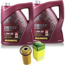 Motor-Öl 5L MANNOL Combi LL+MANN-FILTER für Nissan Primastar Bus X83 dCi 115