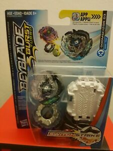 Hasbro Beyblade Burst Turbo Switchstrike Doomscizor D3 Brand New Sealed