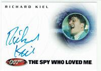 James Bond Collection Bond Legacy Chase Card BL-14 Richard Kiel as Jaws