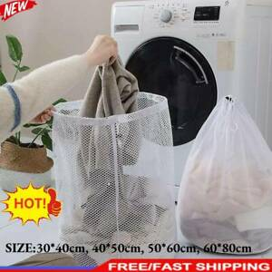Laundry Washing Net Bags Mesh Lingerie Bra Clothes Ladies Wash Bag