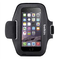 Belkin Sport Fit Sportarmband für iPhone 6 schwarz