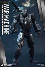 Hot Toys 1/6 Marvel Iron Man 2 Mms331d13 Diecast War Machine Action Figure
