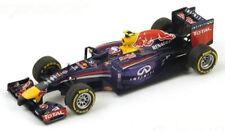 Spark Model 1:43 SB070 Infiniti Red Bull Racing RB10 #3 Winner Belgium GP 2014