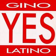 "12"" - GINO LATINO - YES (ITALO HOUSE) NUEVO STOCK DE TIENDA - MINT STOCK STORE"