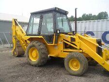 JCB 200 Series 1400B 1550B 1700 backhoe loaders &Engine Service Repair Manuals