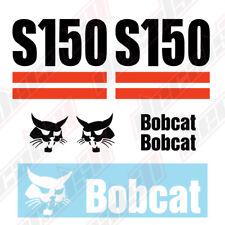 Bobcat S150 Skid Steer Set Vinyl Decal Sticker - Aftermarket
