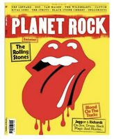 PLANET ROCK Magazine Issue 12 - The Rolling Stones - Mick Jagger Keith Richards