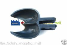 100 PELTON WHEEL TURBINE HYDRO SPOONS HDPE PRE-DRILLED ALTERNATIVE ENERGY SPOON