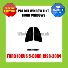 Ford Focus 5 Puertas 1998-2004 Frontal pre corte tintado Kit