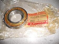 NOS 1987-90 Kawasaki ZX750 Ball Bearing 92045-1196