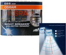 2 AMPOULE XENON D2S OSRAM NIGHT BREAKER UNLIMITED +70% BMW X5 E53