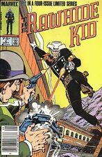 Rawhide Kid 1,#2 (Sep 1985, Marvel) CGC 8.5 AND 7.0 CANADA VARIANT VERSION RARE