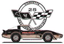 1978 Corvette Indy Pace Car Collector's Art Lithograph