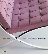 Fachbuch Der Stuhl Stil – Design – Kult viele Designklassiker Thonet Eames uva.