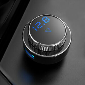 5.0 Bluetooth Car FM Music Transmitter MP3 Player USB Charger AUX Handsfree Kits