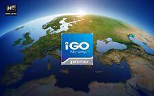 IGo Primo Europa 9 Premium software di navigazione-dicembre 2017 scheda 8-gb Micro