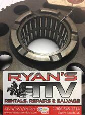 2004 Honda TRX450FM Ring Gear, Starter Clutch & Bearing