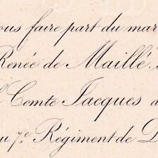 Renée De Maillé De La Tour-Landry 1874 Jacques De Ganay