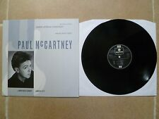 """Paul McCartney ONCE UPON A LONG AGO French 12"""" Vinyl Single Record Beatles"""