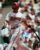 Chris Young Signed 8X10 Photo Autograph Arizona Diamondbacks Auto w/COA
