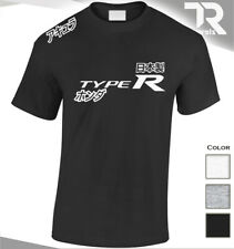 HONDA TYPE R T SHIRT NURBUGRING CAR FAN TURBO TEE SPORTS JDM CIVIC FN2 ACCORD