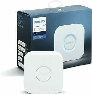 Philips Hue - Pont de Connexion Contrôlable Voie Wifi Illumination Smart