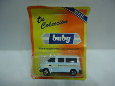 RENAULT TRAFIC AEROLINEAS ARGENTINAS AIRLINES BUBY MADE IN ARGENTINA 80`S 1/64