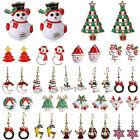 Ney Fashion Jewelry Christmas Earrings Women Drop Dangle Earrings New Year Gift