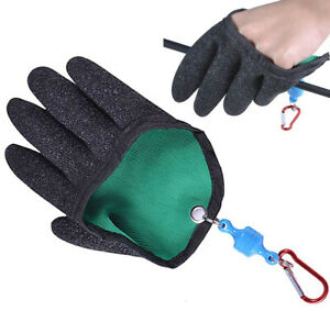 Archery Arrow Puller Glove Remover Right Left Hand Protector Latex Bow Shooting