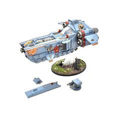SPACE WOLVES Stormfang gunship / stormwolf #1 WELL PAINTED Warhammer 40K