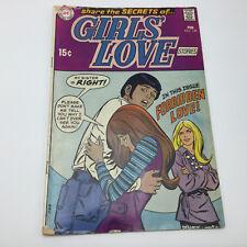 original Romance Comic -- GIRLS' LOVE stories  # 149 -- Feb 1970 -- DC