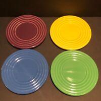 "Bosco-Ware Beehive Ceramic Coasters 5"" Set of 4"