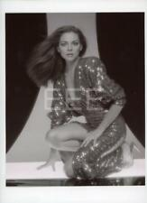 Kim Cattrall by Photographer Harry Langdon with Embossed Stamp Photo 16L