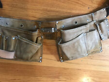 Professional's Choice Leather Tool Belt