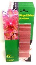 10x 30 Düngestäbchen f.Orchideen,Blumendünger,Dünger,300Stück=300g,Pflanzen