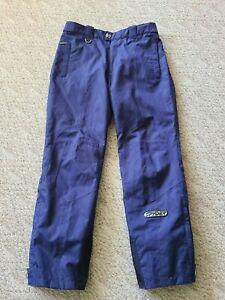 EUC Spyder XT Men's Ski Snowboard Pants Color Blue Size Large L Thinsulate