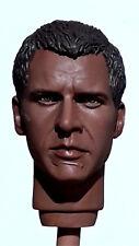 1:6 Custom Portrait of Harrison Ford as Rick Deckard from Blade Runner BP V1
