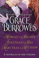 Morgan and Archer / Jonathan and Amy / Mary Fran and Matthew by Grace...