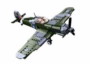 WWII Fighter of the British Army - SLUBAN M38-B0712 - 290 Bricks