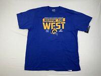 NEW Fanatics Los Angeles Rams - Men's Short Sleeve Shirt (Multiple Sizes)