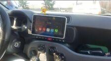 AUTORADIO GPS NUOVA FIAT PANDA 10 POLLICI Android 10 Wi-Fi 4G USB BLUETOOTH