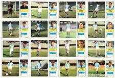 Lote de 16 cromos de futbol album 1973/74 FHER: R.C. Celta (Equipo completo)