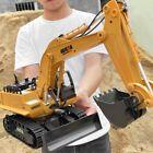 Huina RC Excavator 1:16 Heavy Radio Control Truck 11CH 2.4 Machine Toys For Boys