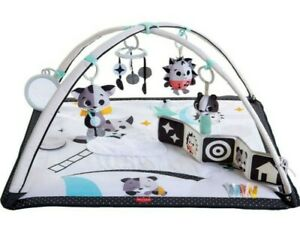 Tiny Love Magical Tales Black And White Gymini Playmat Baby Gym