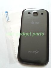 New OEM  Samsung Galaxy S 3 III i747 Back Cover Battery Door  AT&T ( GRAY)~US