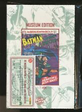 DC museo Edition 3 Brave and the Bold 85 lim./num. 1019/1500 Panini Z 1