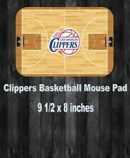 Los Angeles Clippers NBA Basketball Team Mouse Pad Home Or Office
