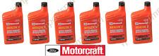 Motorcraft Mercon V ATF Transmission Fluid XT5QMC Case 6 Quarts Ford Vehicles