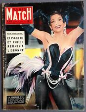 ►PM 412/1957- ZIZI JEANMAIRE- MARIA CALLAS- BRIGITTE BARDOT- JEAN MOULIN...